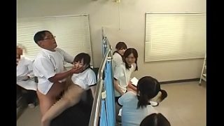 japanese teen sex with doctor in medical school exam