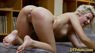 ANNIKA ALBRITE'S SECRET SEX TAPE | PREPARE FOR A HUGE LOAD ON HER BIG ASS!